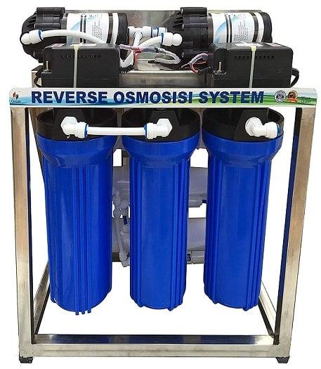 Ozean 25 Lph Commercial RO Water Purifier