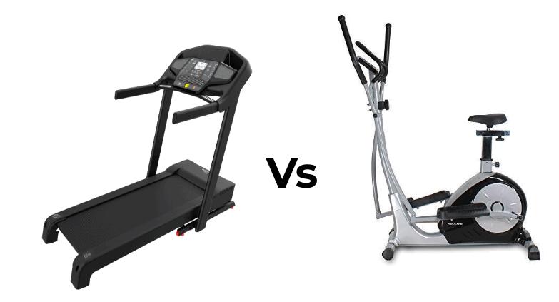 Traedmill vs Elliptical