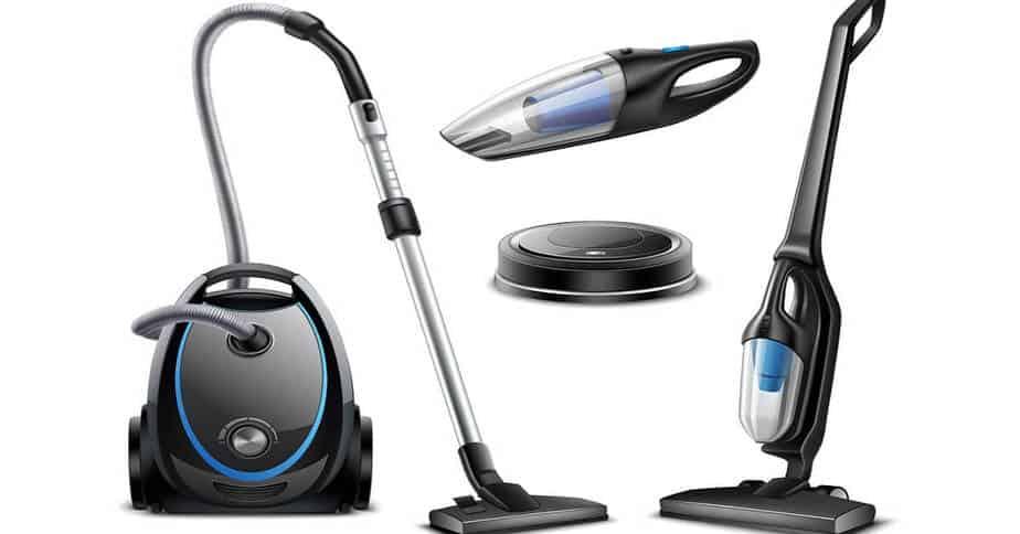 vacuum cleaner types