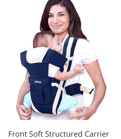 Front Soft Structured Carrier
