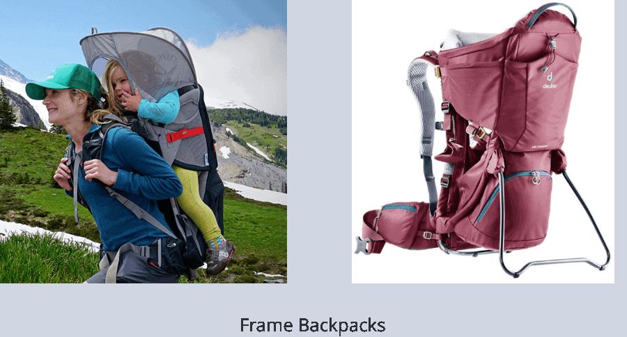 Frame Backpacks