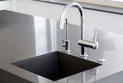 Concrete Undermount Sink