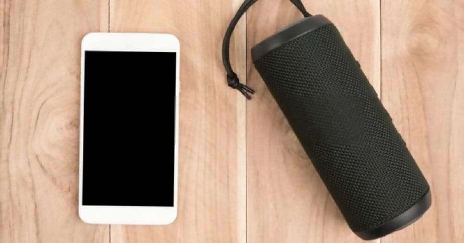 Connect Bluetooth Speaker to Mobile