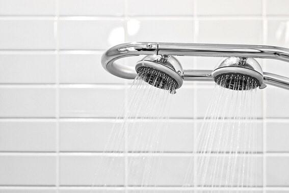 Dual Shower Heads