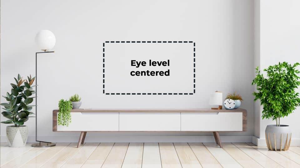 Prefect spot Eye Level