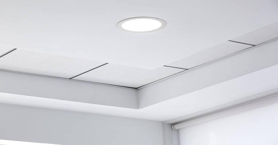 False Ceiling Light Types