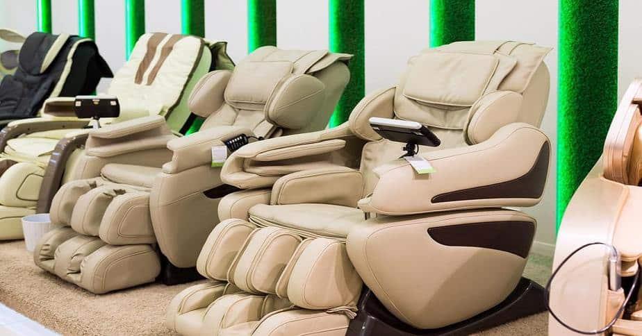 Massage Chair Benefits