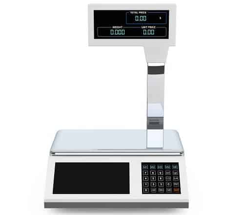 Retail, And Counting Scales