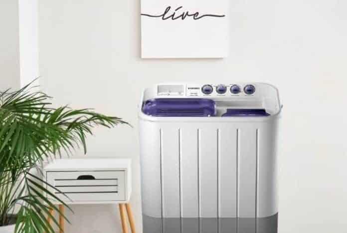 Semi-Automatic Washing Machine Problems