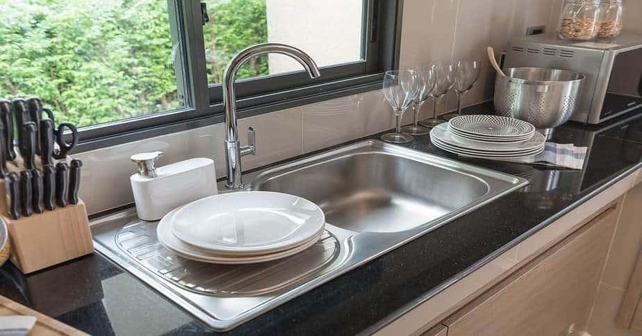 Types Of Kitchen Sink