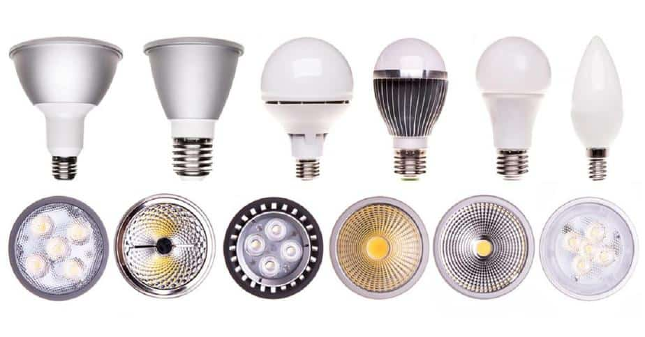 Types of Led Lights