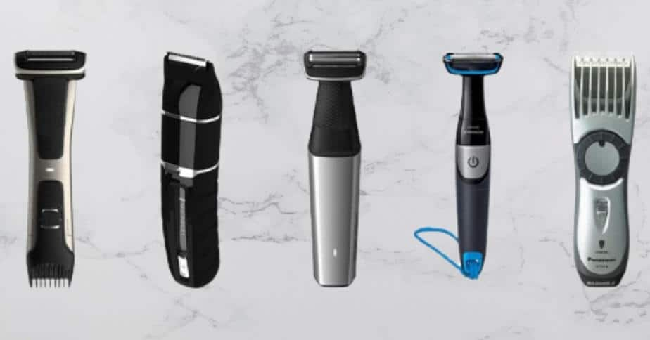 different grooming devices