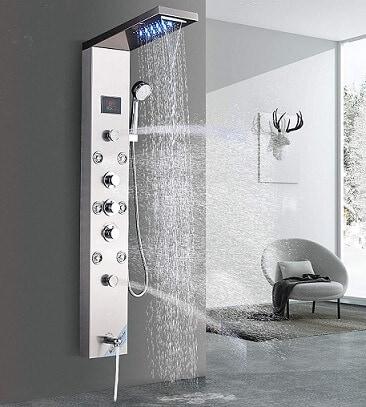 shower pannels