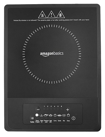 Amazon Basics induction cooktop