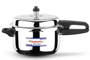 Butterfly Stainless steel Pressure Cooker