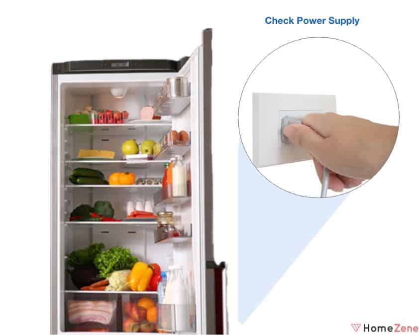 Check Power Supply
