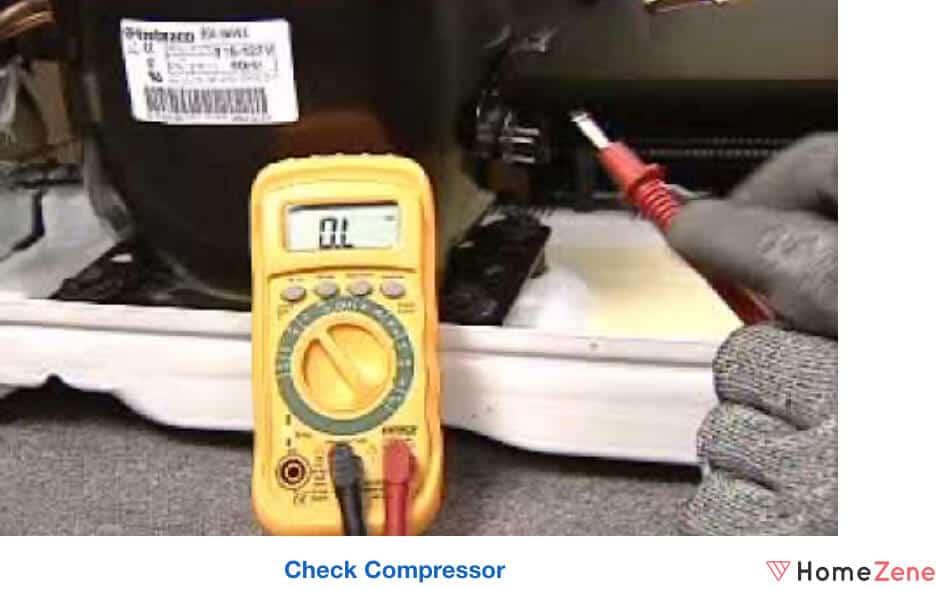 Faulty Compressor