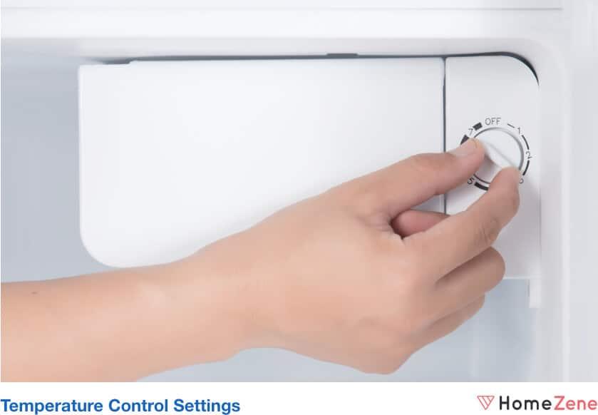 Temperature Control Settings
