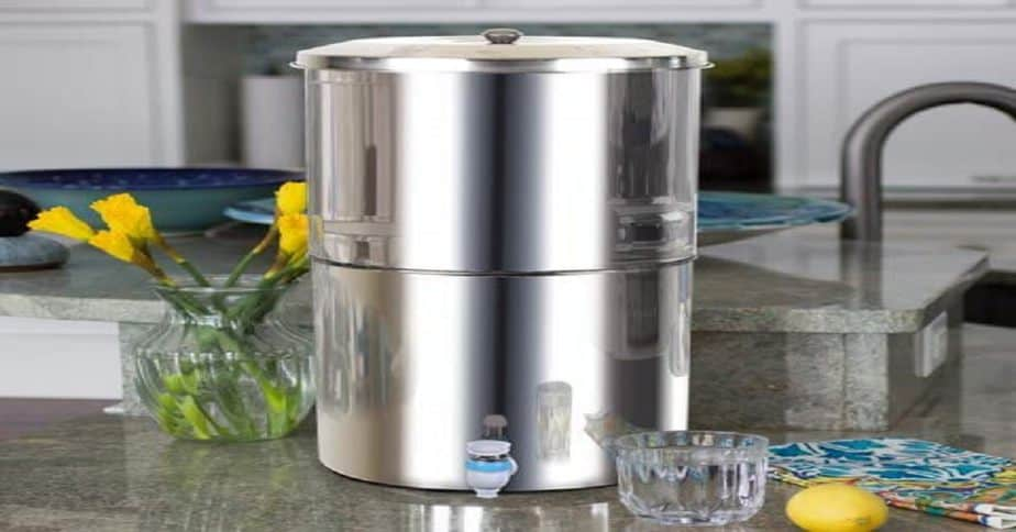 Best Non-Electric Gravity Based Water Purifier in India
