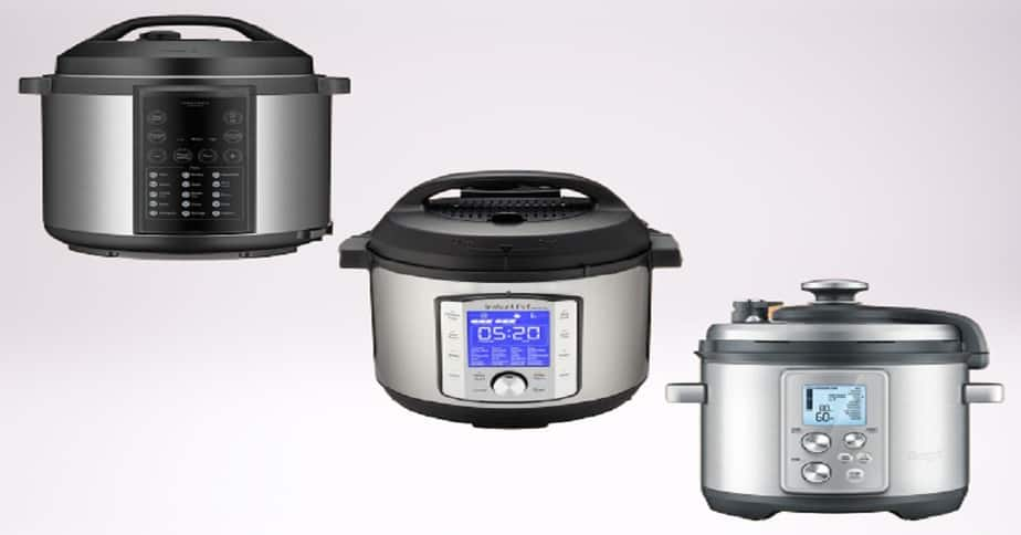 Different Types of Pressure Cookers: Complete Buying Guide