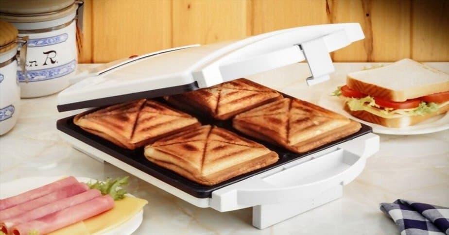 How Does a Sandwich Maker Work