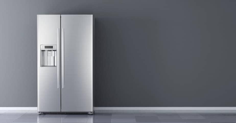 side by side door refrigertor
