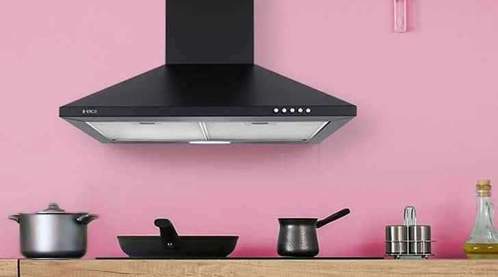 Kitchen Chimney Size & Suction Power
