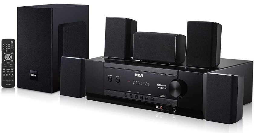 Choosing A Best Home Theatre System