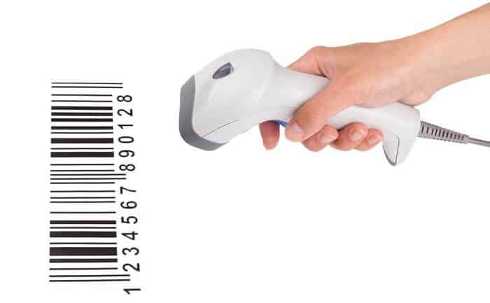 Imager Barcode Scanner